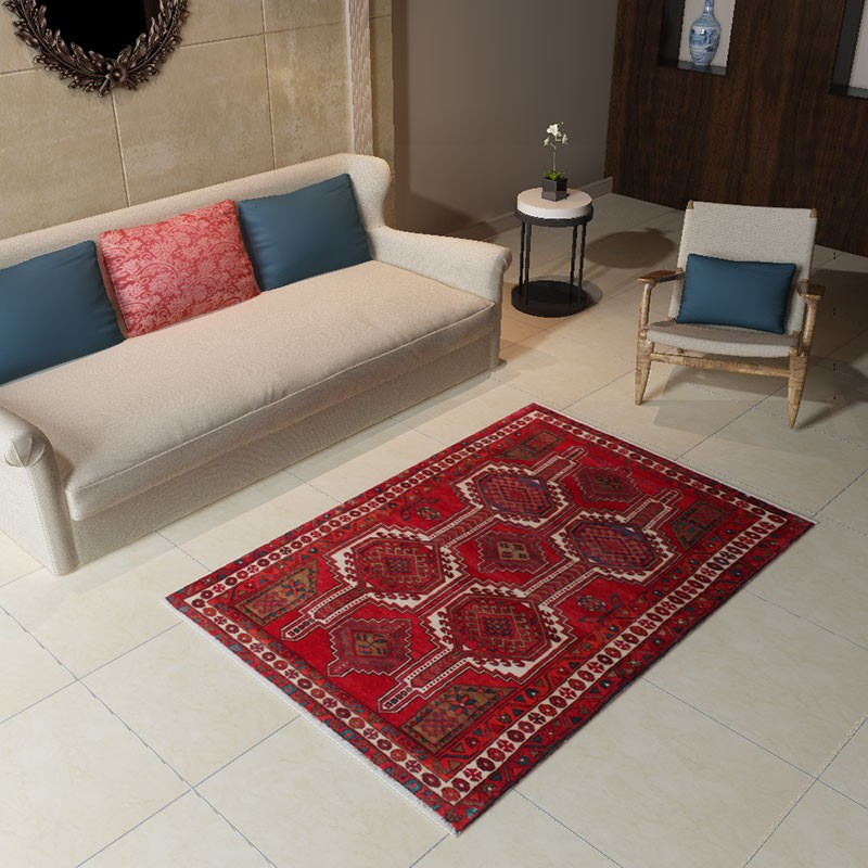 3 7 X 5 8 Beautiful Clic Persian Rug Sarab Design From