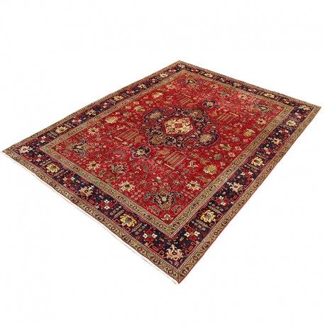 """8'2"""" X 11'2"""" High Class Perisan Rug from 1940s , Tribal Design Persian Rug Made by famous Waver Master Ahmadi"""