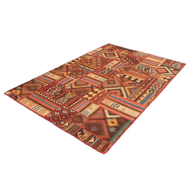 6 6 Quot X 10 Kilim Patchwork Area Rug High Quality Persian