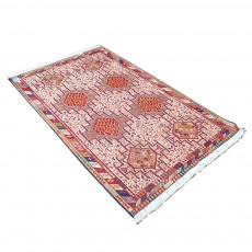 Pure Silk Handwoven Traditional persian kilim rug