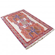 Muqan Plain Hand Knotted Wool Persian Rug