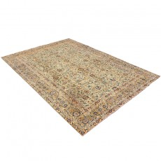 Very Unique Vintage Persian Rug from Turn of the Century , Antique Persian Rug