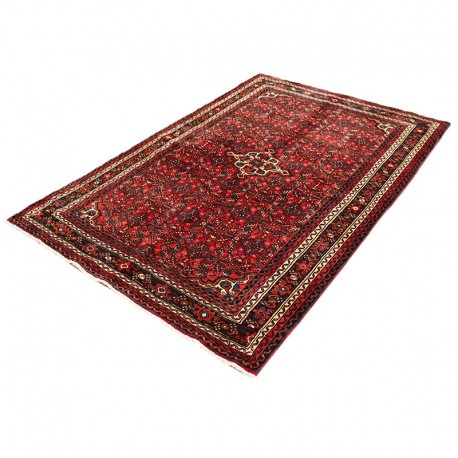 "5'4"" X 8'2"" Vintage Classic Persian Rug Tabriz Design from 1910s"