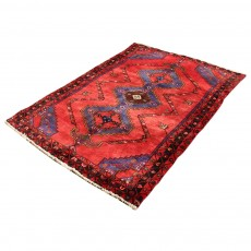 Persian Rug ,Musel From Hamedan,Hand Knotted and Made Of Merino Wool