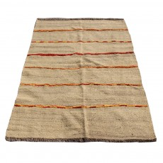 Antique Persian Kilim woven in Shiraz