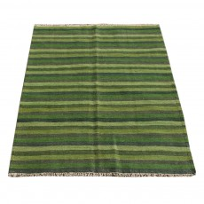 Vintage Handwoven Persian Kilim , Using Merino Wool and Natural Colors