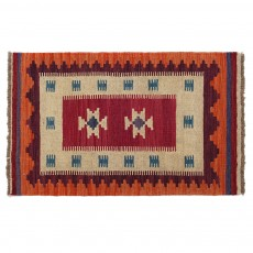 Antique Persian Kilim Rug woven From Shiraz
