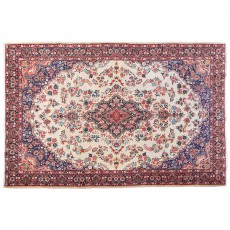 "10'3"" x 6'11"".Traditional area rug for sale, Antique Persian rug for living room, Code : S0101366"
