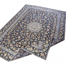"12'5"" x 8'9"".Antique Persian rug for living room, Organic Floral Pattern, Area rug Code : S0101425"