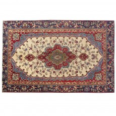 "11'0"" x 7'3"".Traditional area rug for sale, Floral Pattern, Area rug, Vintage wool rug, Multi Color, Code : S0101492"