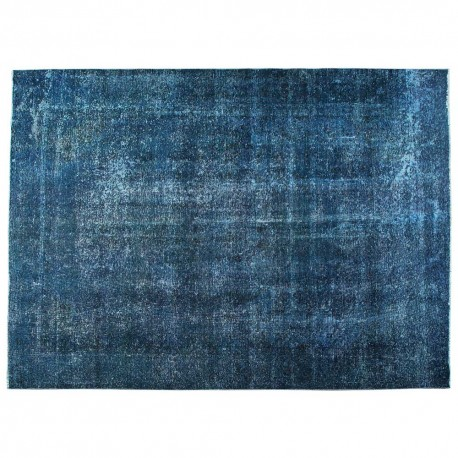 "11'5"" x 9'7"".Hand knotted, Area rug, Vintage wool rug, Dark Color, Code : S0101407"