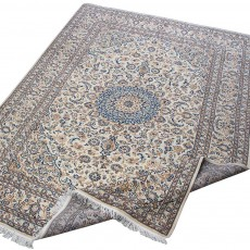 "11'8"" x 7'11"".Medallion floral design, Floral Pattern, Hand knotted, Vintage wool rug, Beautiful Design, Code : S0101496"