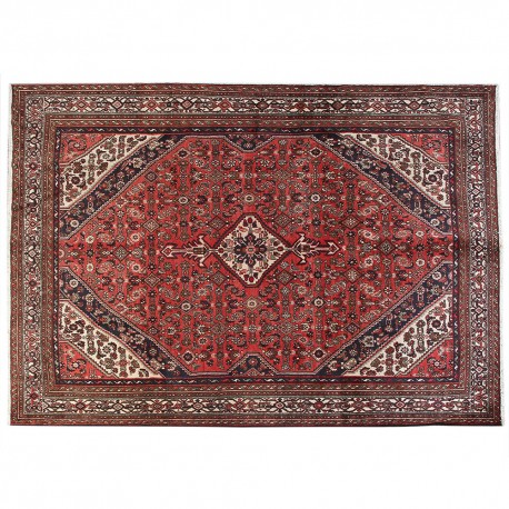 "11'9"" x 8'3"",Traditional area rug for sale, Medallion floral design, Code : S0101815"