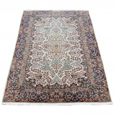 "6'4"" x 4'1"",Traditional area rug for sale, Medallion floral design, Multi Color, Beautiful Design, Code : S0101561"