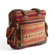 Handmade Kilim and Jajim Handbag