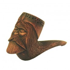 Wood Figure Pipe