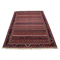 Six Square meter Dasht Moqan Pattern Bohemian Kelim Area Rug , High Class Traditional Turkish Area Rug