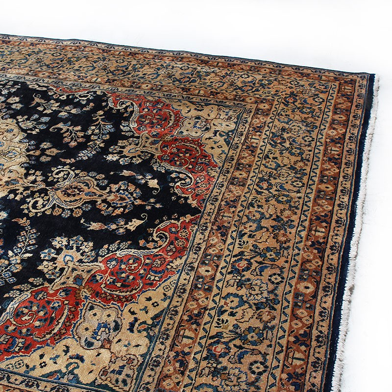 8u0027 x 11u0027 persian rug from 1940s vintage classic antique persian rug made