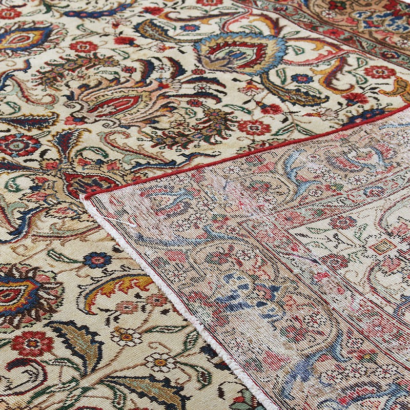 Great ... 7u0027 X 11u0027 Vintage Classic Persian Rug From 1940s , High Class Antique  Persian ...