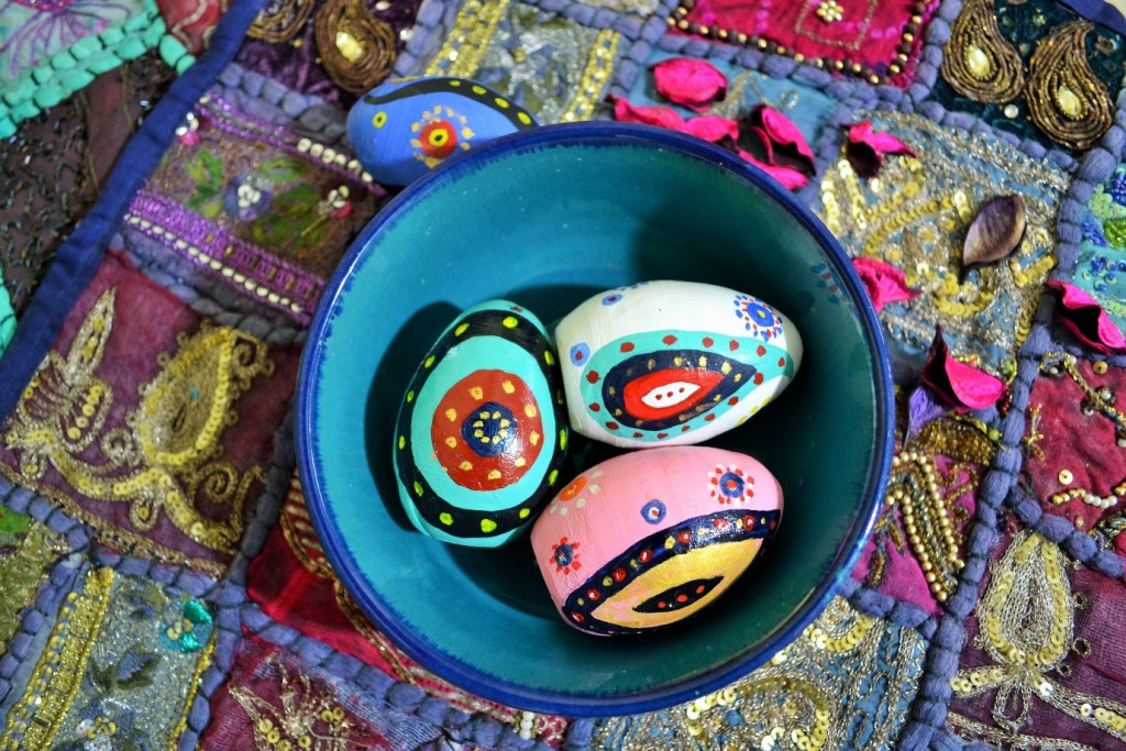 Painted Egg for Nowruz